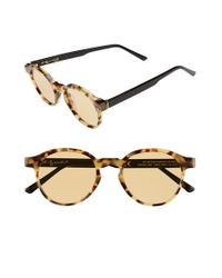 Retrosuperfuture | Brown Super By Retrosuperfuture 'iconic' 49mm Sunglasses | Lyst