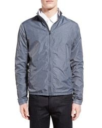 Zachary Prell - Gray 'gondi' Hooded Jacket for Men - Lyst
