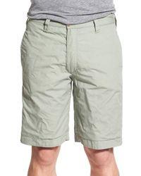 Tailor Vintage | Natural Reversible Shorts for Men | Lyst