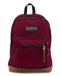 Jansport | Red 'right Pack' Backpack for Men | Lyst