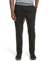 RVCA Black 'escobar' Jogger Pants for men