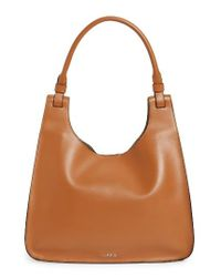 Lodis | Brown Blair Collection - Dara Italian Leather Hobo | Lyst