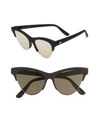 Le Specs - Multicolor 'kin Ink' 55mm Sunglasses - Lyst