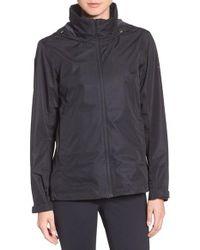 Adidas Originals | Black 'wandertag' Climaproof Waterproof Jacket | Lyst