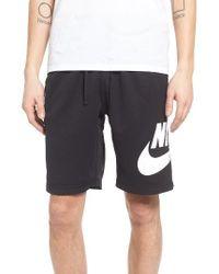 Nike   Black Sb Sunday Dri-fit Shorts for Men   Lyst