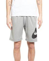 Nike | Gray Sb Sunday Dri-fit Shorts for Men | Lyst