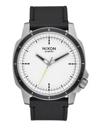 Nixon | Black 'the Ranger Ops' Bracelet Watch for Men | Lyst