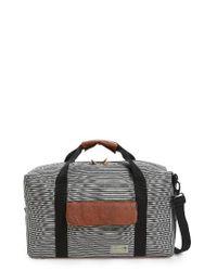 Hex   Black Duffel Bag for Men   Lyst