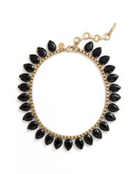 Loren Hope | Multicolor 'sylvia' Crystal Collar Necklace | Lyst