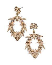 BaubleBar - Metallic 'nevaeh' Crystal Drop Earrings - Lyst
