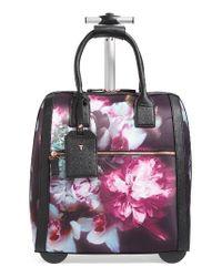 Ted Baker | Black Kelita Posie Travel Bag | Lyst