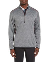 Adidas Originals | Gray Full-zip Windbreaker Jacket for Men | Lyst