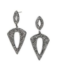 BaubleBar - Black Shay Mitchell - Guest Bartender Collection Odyssey Drop Earrings - Lyst