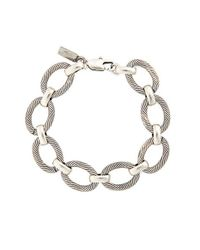 Vanessa Mooney - Metallic The London Chain Bracelet - Lyst