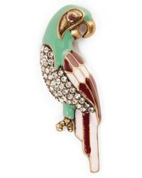 Marc Jacobs | Multicolor Embellished Pin | Lyst