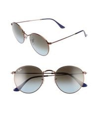 Ray-Ban | Brown 50mm Retro Sunglasses | Lyst