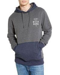 Billabong | Gray Desperado Graphic Hoodie for Men | Lyst