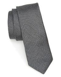 Ted Baker   Black Dot Silk Tie for Men   Lyst
