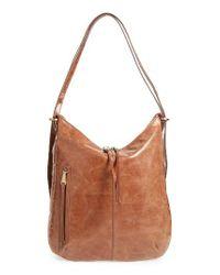 Hobo | Brown Merrin Leather Backpack | Lyst