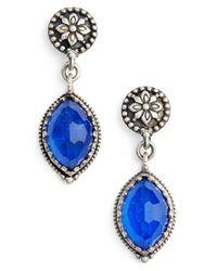 Konstantino | Blue Andromeda Lapis Lazuli Drop Earrings | Lyst