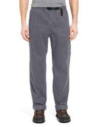 Gramicci | Gray Original G Twill Climbing Pants for Men | Lyst