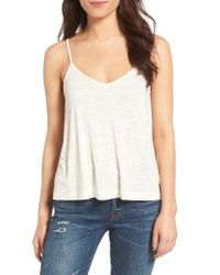 Madewell | Black Anthem Camisole | Lyst