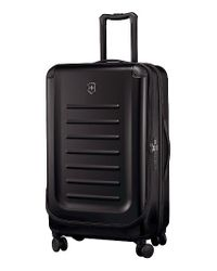 Victorinox | Black Victorinox Swiss Army Spectra 2.0 30 Inch Hard Sided Rolling Travel Suitcase for Men | Lyst