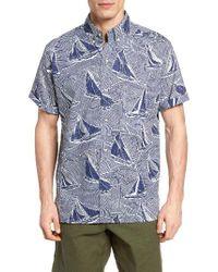 Reyn Spooner | Blue Hawaiian Sails Classic Fit Shirt for Men | Lyst
