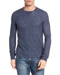 Grayers | Blue Ottoman Stripe T-shirt for Men | Lyst