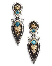 Konstantino | Blue Drop Earrings | Lyst
