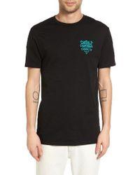 Vans   Black Cali Classic Co Graphic T-shirt for Men   Lyst