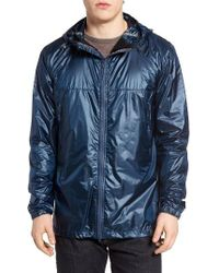 Canada Goose | Blue Sandpoint Regular Fit Water Resistant Jacket for Men | Lyst