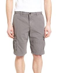 Lucky Brand | Multicolor Core Cargo Shorts for Men | Lyst