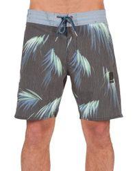 Volcom | Black Maui Jammer Board Shorts for Men | Lyst
