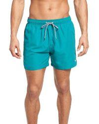 Ted Baker | Red Marky Swim Shorts for Men | Lyst