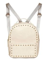 Urban Originals | Natural Star Seeker Faux Leather Backpack | Lyst