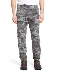 Patagonia | Gray Baggies(tm) Slim Fit Pants for Men | Lyst