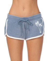Rip Curl   Blue Palm Beach Shorts   Lyst