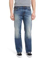True Religion | Blue Billy Bootcut Jeans for Men | Lyst