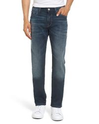 Mavi Jeans | Blue Mavi Marcus Slim Straight Leg Jeans for Men | Lyst