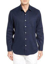 Tommy Bahama - Blue Monaco Tides Sport Shirt for Men - Lyst