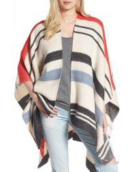 Treasure & Bond - Multicolor Stripe Cape - Lyst