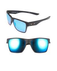 Oakley | Black Twoface Xl 59mm Polarized Sunglasses for Men | Lyst