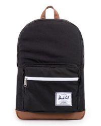 Herschel Supply Co.   Black 'pop Quiz' Backpack for Men   Lyst