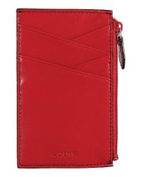 Lodis   Red Audrey Ina Card Case   Lyst