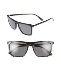 Oliver Peoples | Black Rue De Sevres 54mm Polarized Sunglasses for Men | Lyst