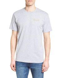 Patagonia - Gray Worn Wear Responsibili-tee Regular Fit T-shirt for Men - Lyst