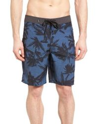 Rip Curl - Blue Mirage Palmtime Board Shorts for Men - Lyst
