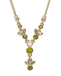 Givenchy | Metallic Sydney Y-necklace | Lyst