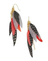 BaubleBar - Multicolor Ravyn Drop Earrings - Lyst